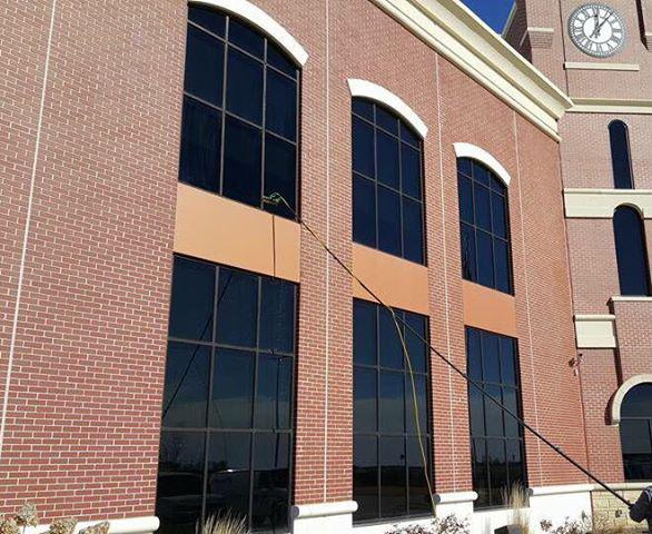 Reliable Commercial Window Washing and Solar Panel Cleaning in the Quad CIties