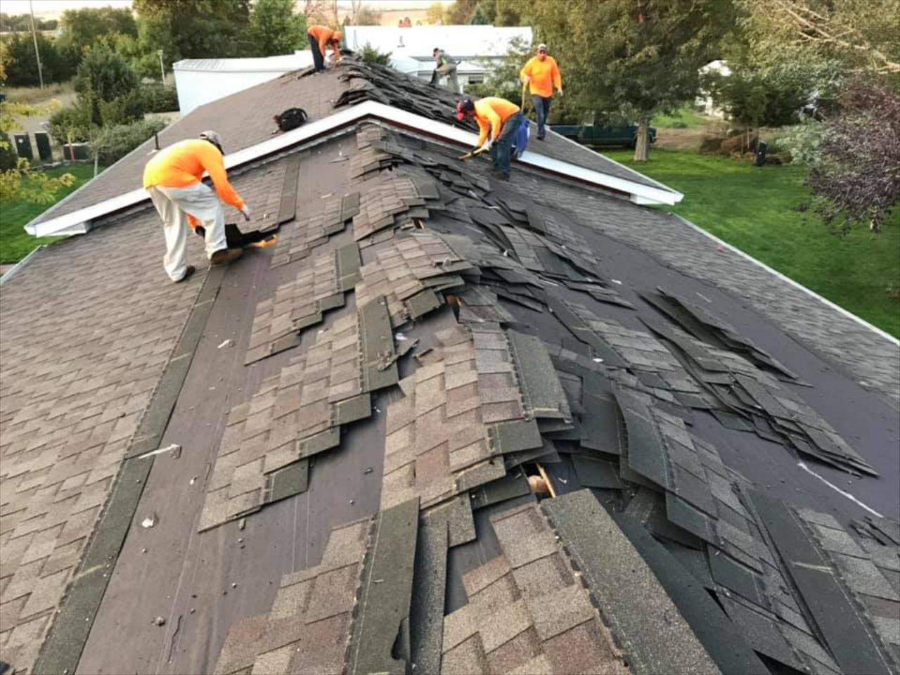 All Types of Roof Repairs