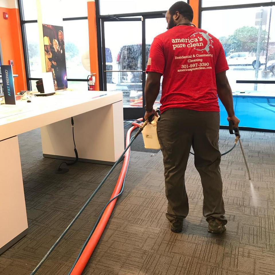 Commercial/Office Cleaning