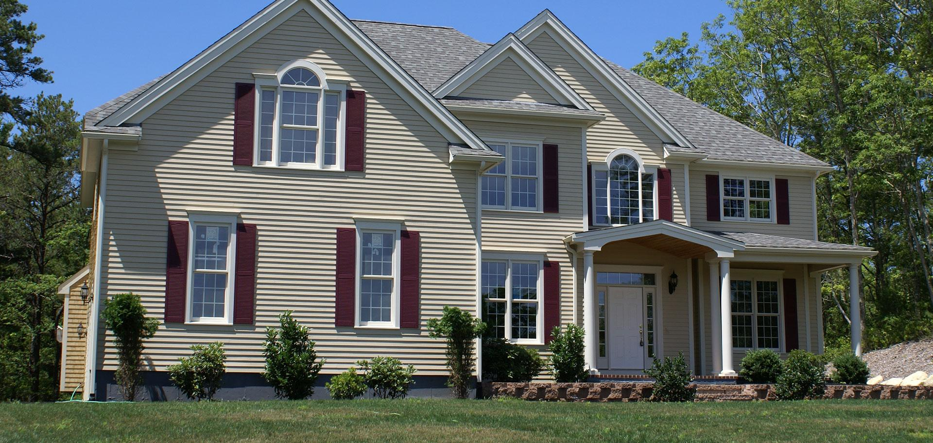 WE'LL ASSESS YOUR HOME FROM ROOF TO FOUNDATION