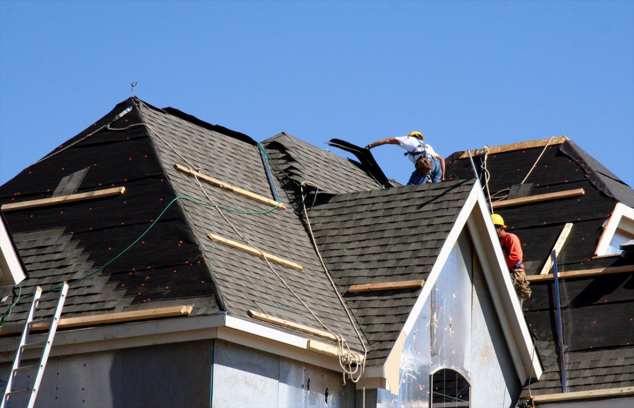 Roof Installation & Repair