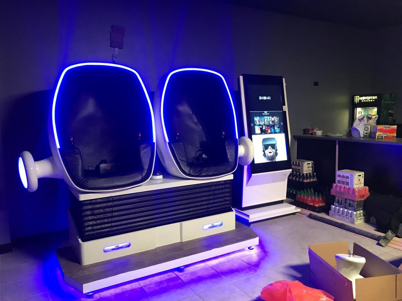 VR Pods