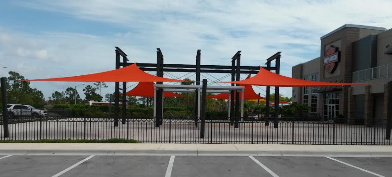 Sun Sail Shades And Canopies In Palm