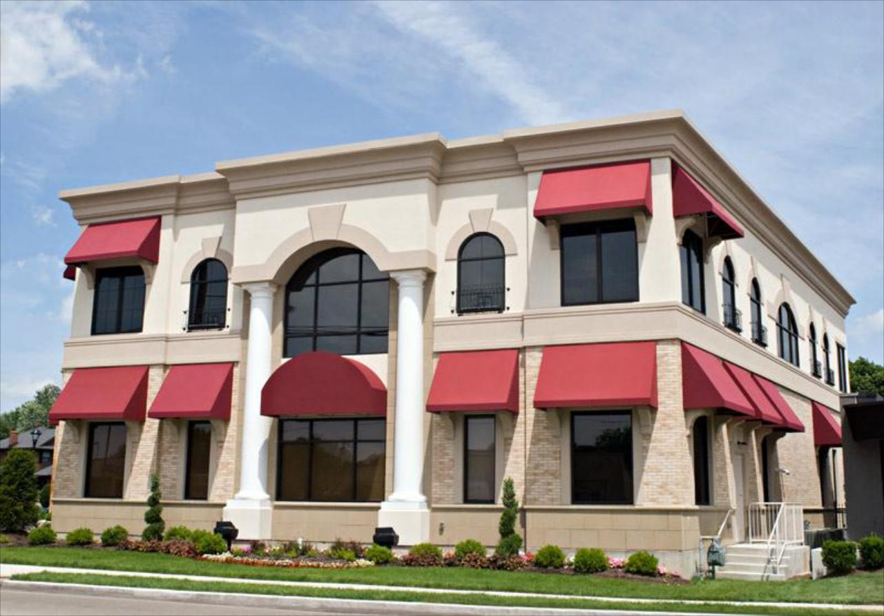 Shopping Center, Hotel& Office Building Exterior Cleaning