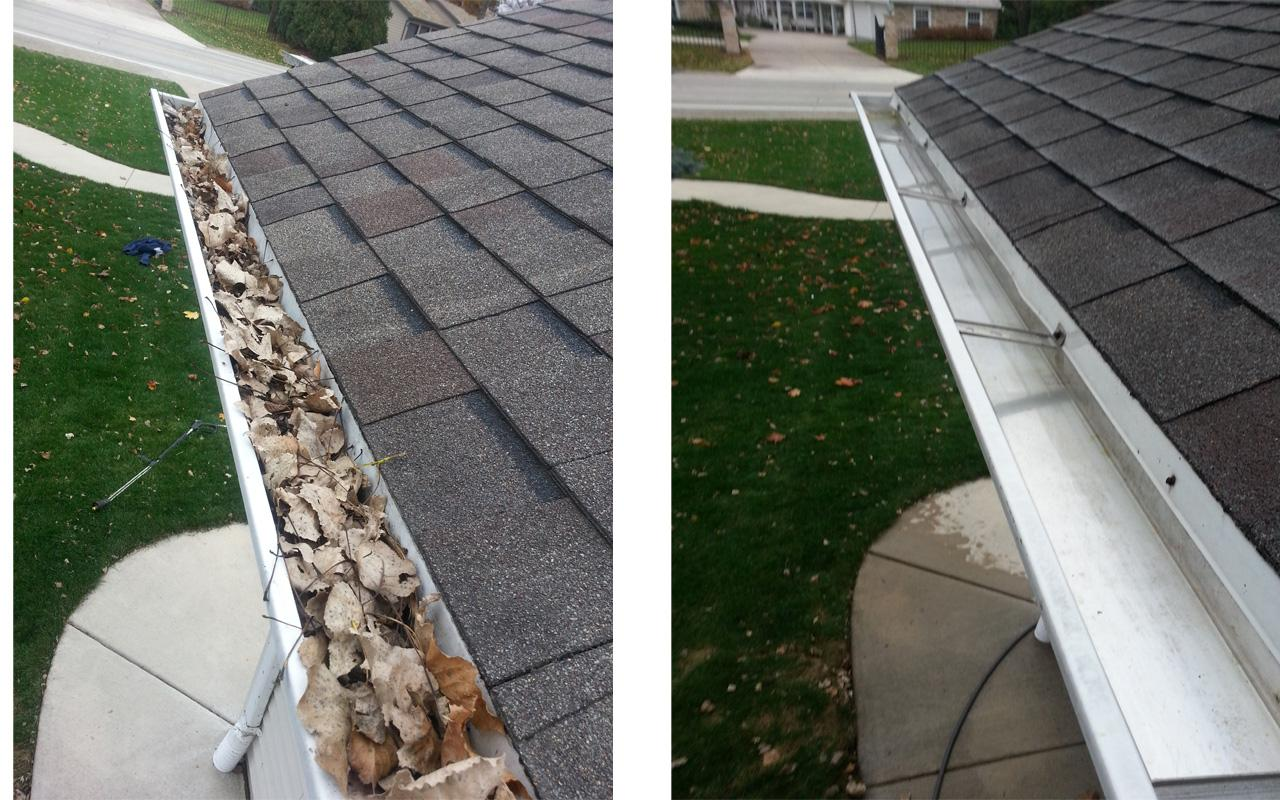 Gutter Cleaning Services in Ohio