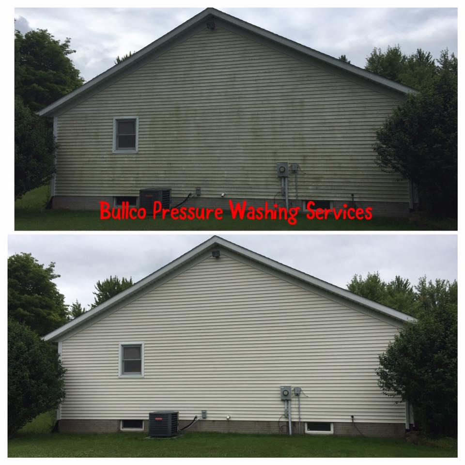 • Removes Dirt & Grime • Kills Mold & Mildew • Eco-Friendly Cleaning Products • Siding, Brick & Stone • Window Cleaning • Residential & Commercial • Apartment Complexes • HOA's & Housing Communities • Shingles • Clay Tile • Cement Tile • Metal Roofing • Concrete Tile
