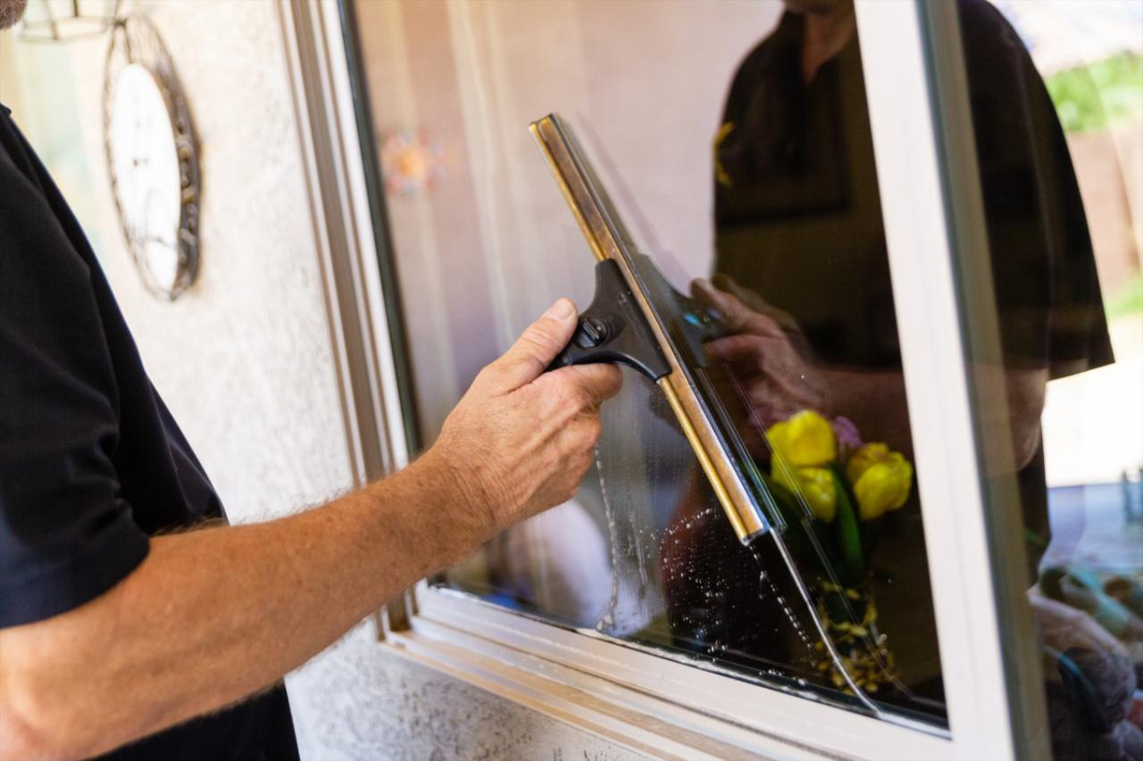Professional Window Cleaning in Plano, TX