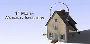 What is a warranty inspection?
