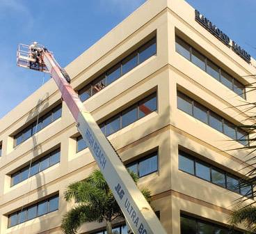 Affordable Exterior Cleaning