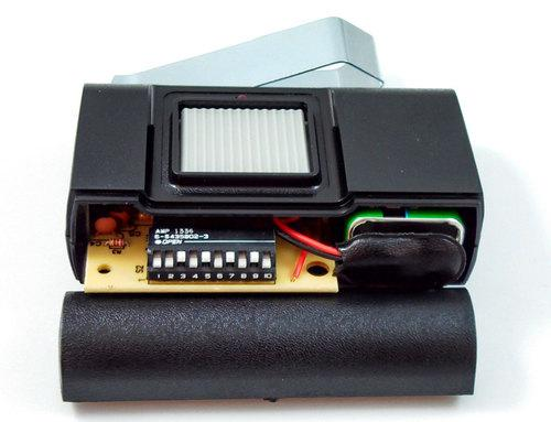 1050 Stanley Linear One Button Garage Door Opener Remote