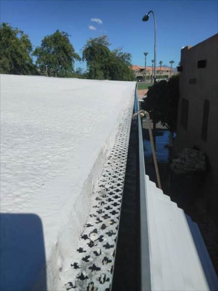 Clean gutters can help protect your home or business from mold, mildew, and water damage. We can help!