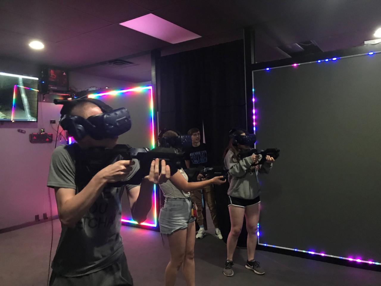 VR Free Roam