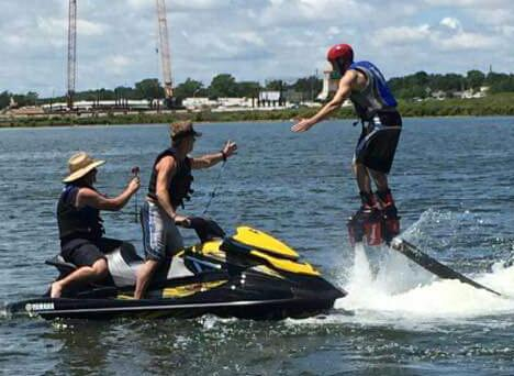 What is Flyboarding?