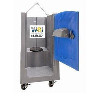 High Rise / Elevator Portable Restroom