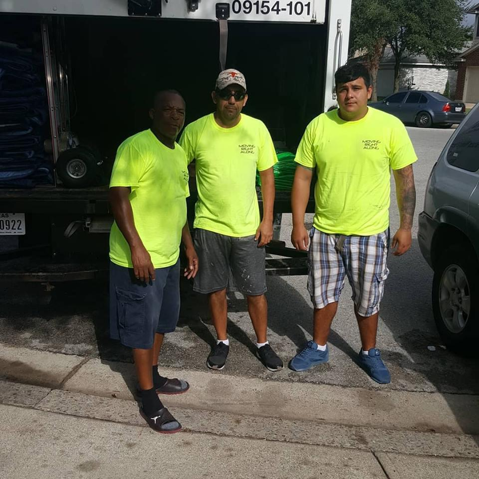 About Moving Right Along |  Meet Big Ced - Local DJ and Happy Moving Specialists