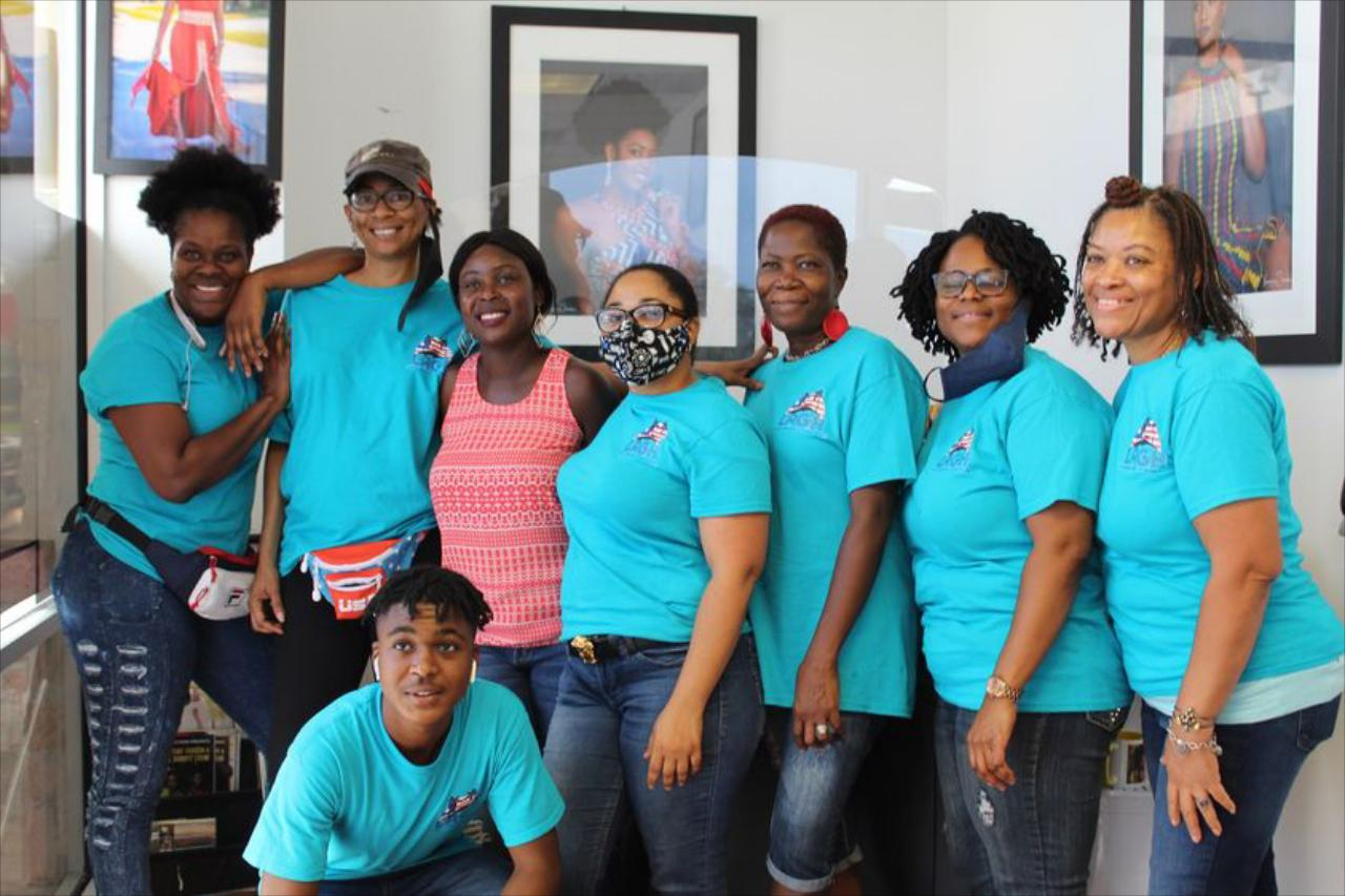 The Liberian Association of Greater Houston host 2nd annual back to school drive.