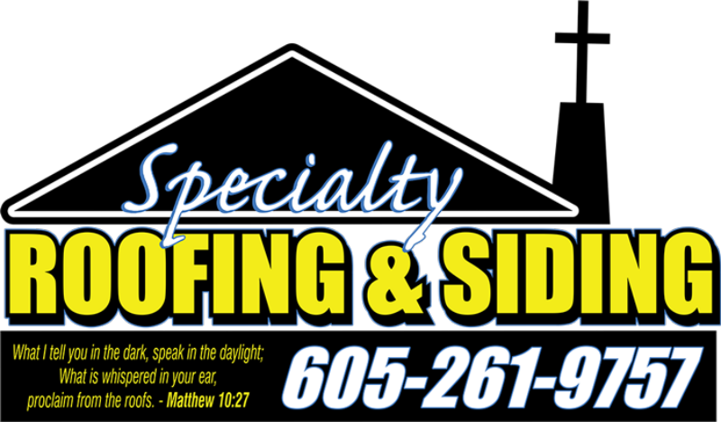Roofing Amp Siding Contractor In Sioux Falls Sd Specialty
