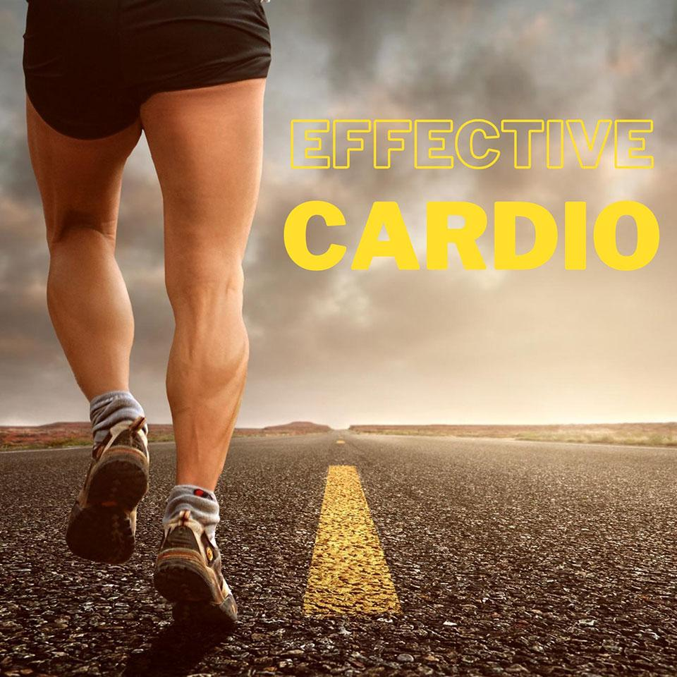 Engage in both HIIT and long slow duration cardio for the best results.