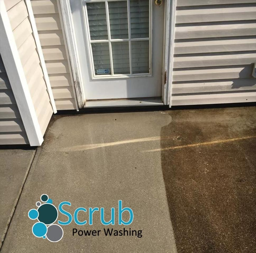 Carolina Beach pressure washing