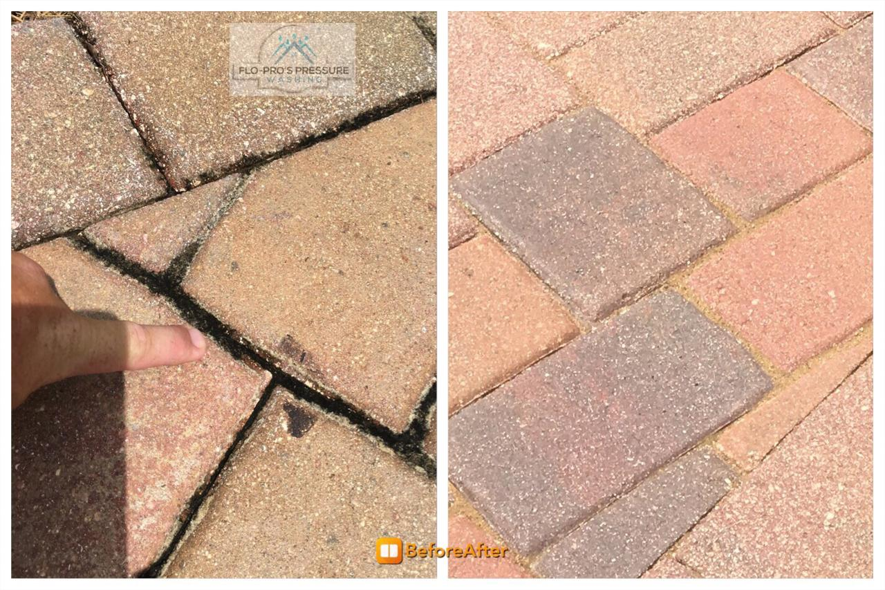 A home is one of the biggest investments you'll ever make, and your prick paver driveways and walkways require proper maintenance.