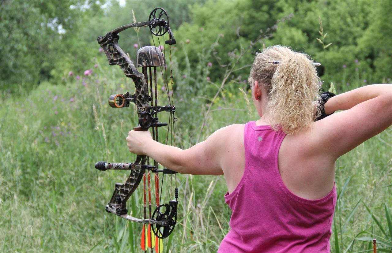 Ladies Introduction to Archery -Indoor Range