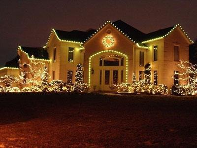 Light Your Home for the Holidays!