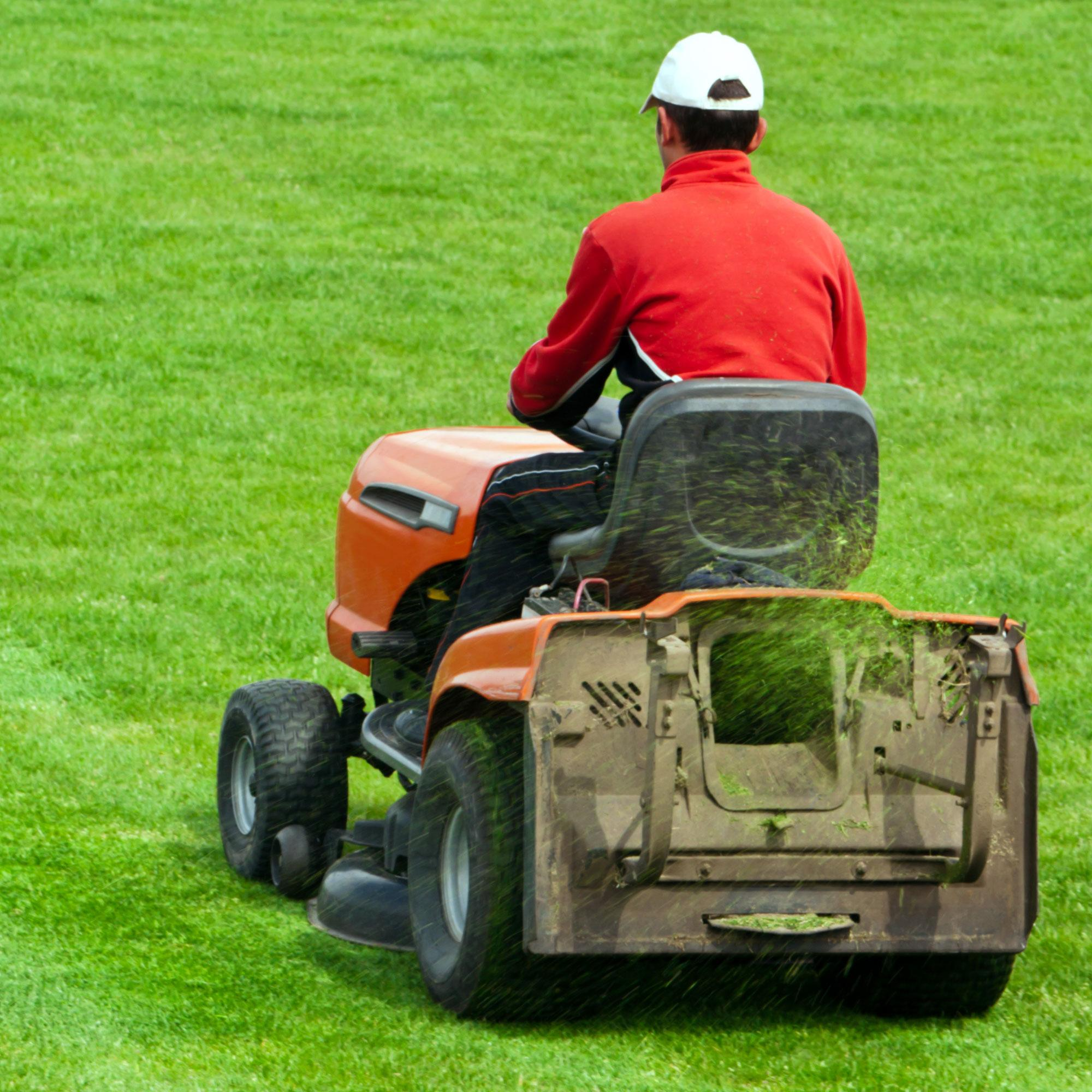 Take Control Of Your Lawn