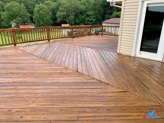 Wood Services Cleaning Services