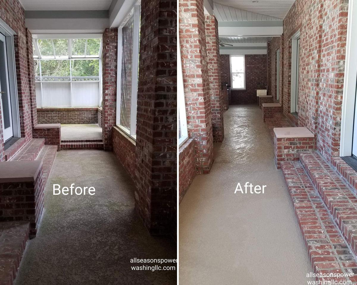 All Seasons Power Wash was created to the understanding of the customer's needs and desires.