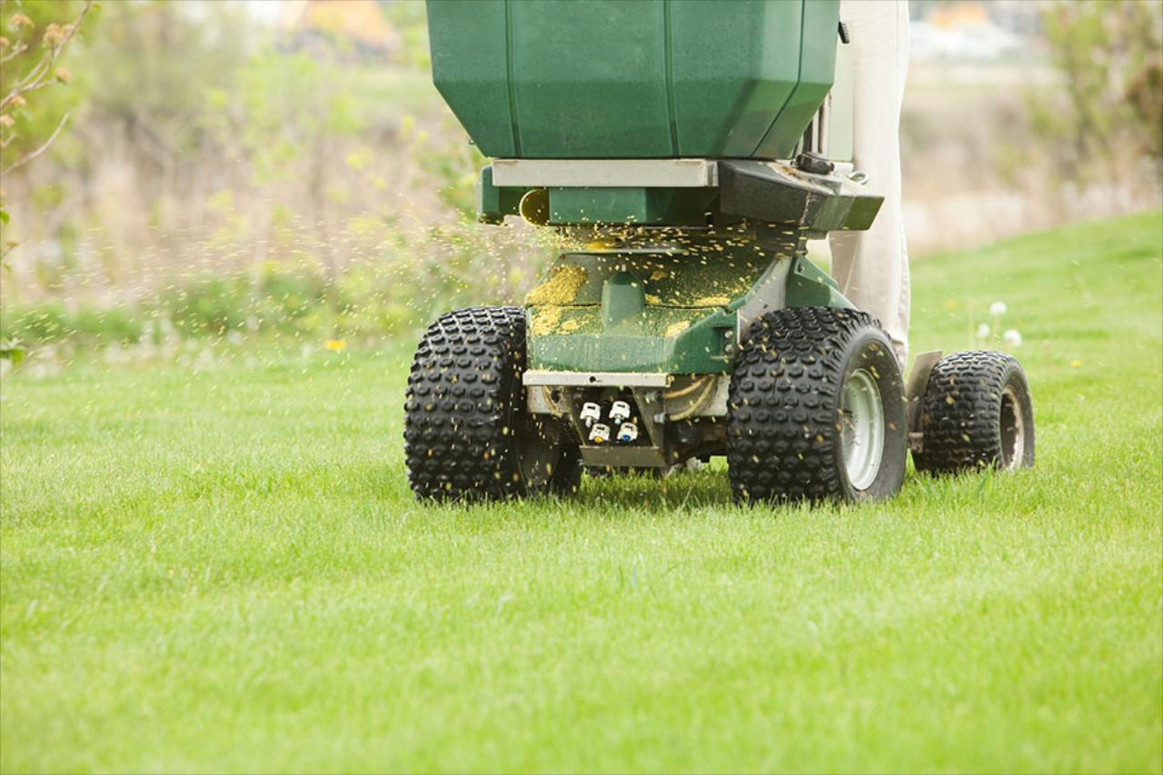 Proper fertilization is important to ensure the beauty and health of your Eastern South Dakota garden or lawn.
