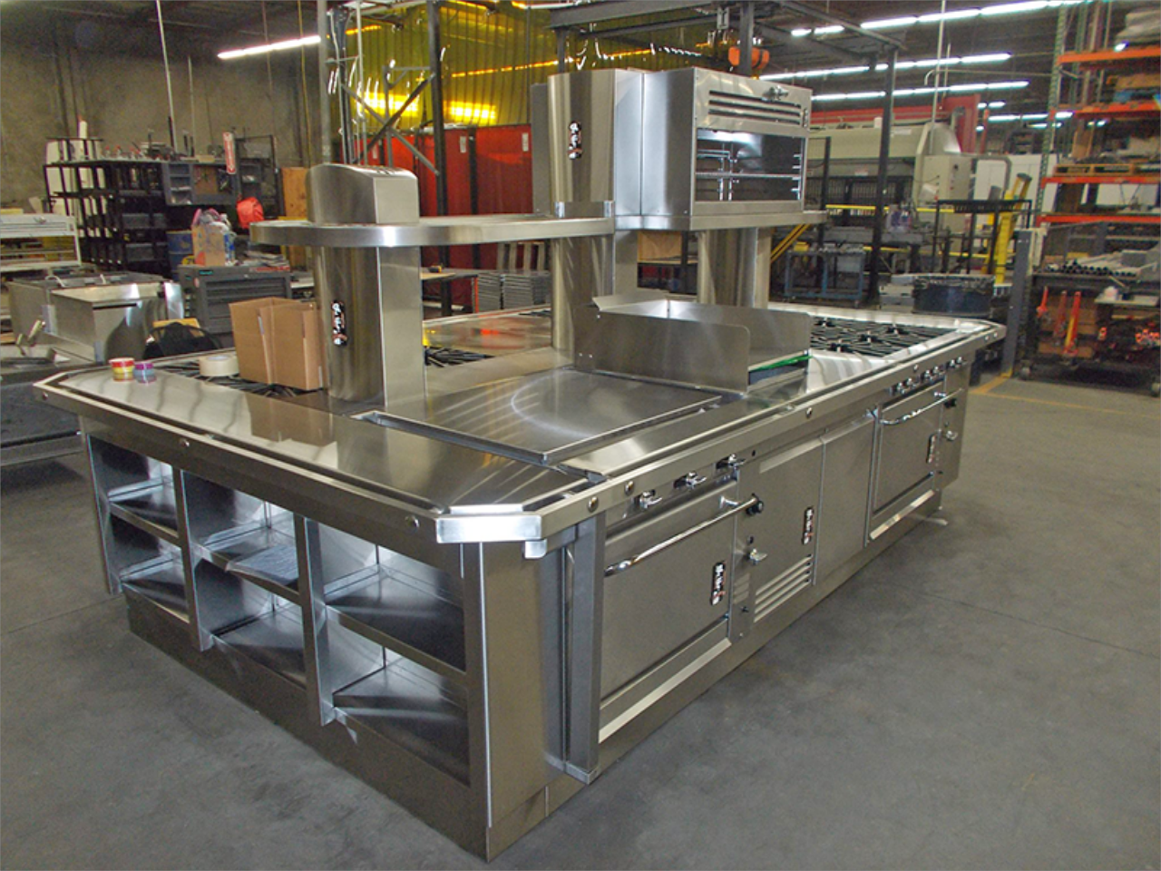 Lance Restaurant Supply has the largest inventory of commercial restaurant equipment in the Coastal Carolinas.