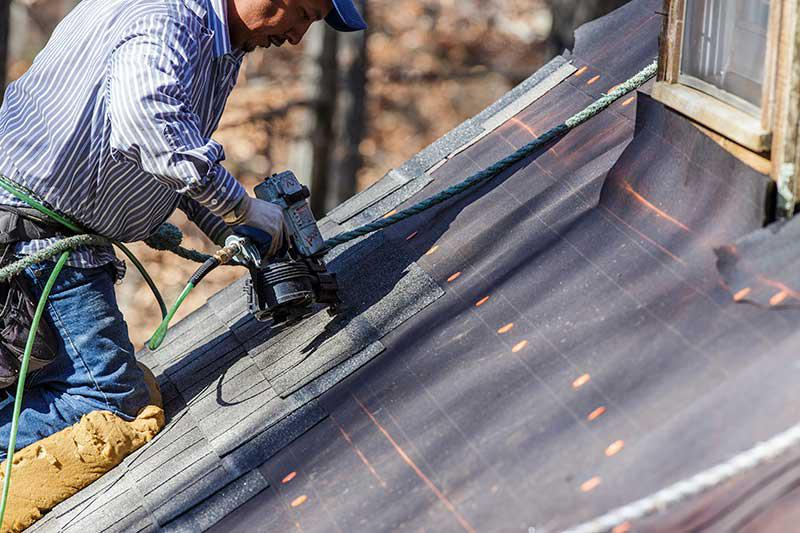 Soffit Repair, Replacement and Installation