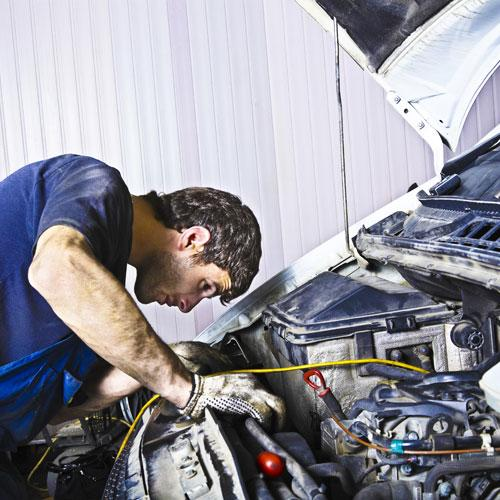 General Maintenance/Check Engine