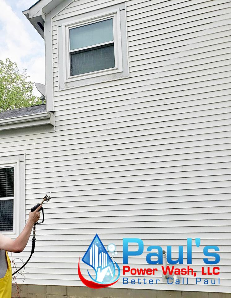 Professional Pressure Washing & Exterior Cleaning in Columbus, OH