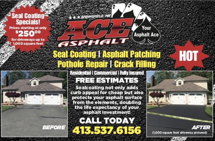Sealcoating specials!