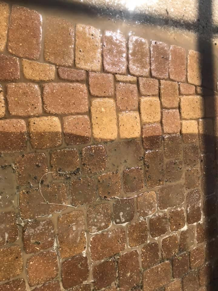 Specialty Brick Cleaning Services