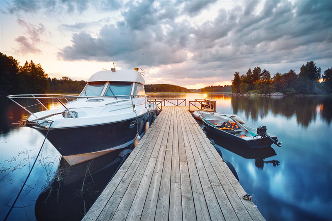 Boat Dock Repair