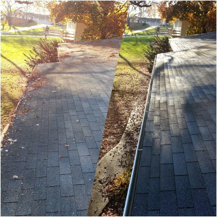 QUAD CITY GUTTER CLEANING AND GUTTER BRIGHTENING SERVICES