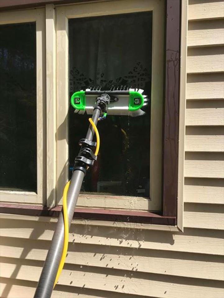 Trouble seeing clearly? Does the outside world look dark and dingy? We professional cleaning windows in the quad cities