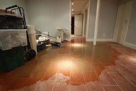 Floor drains can easily become clogged