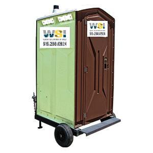 Mobile Portable Restroom