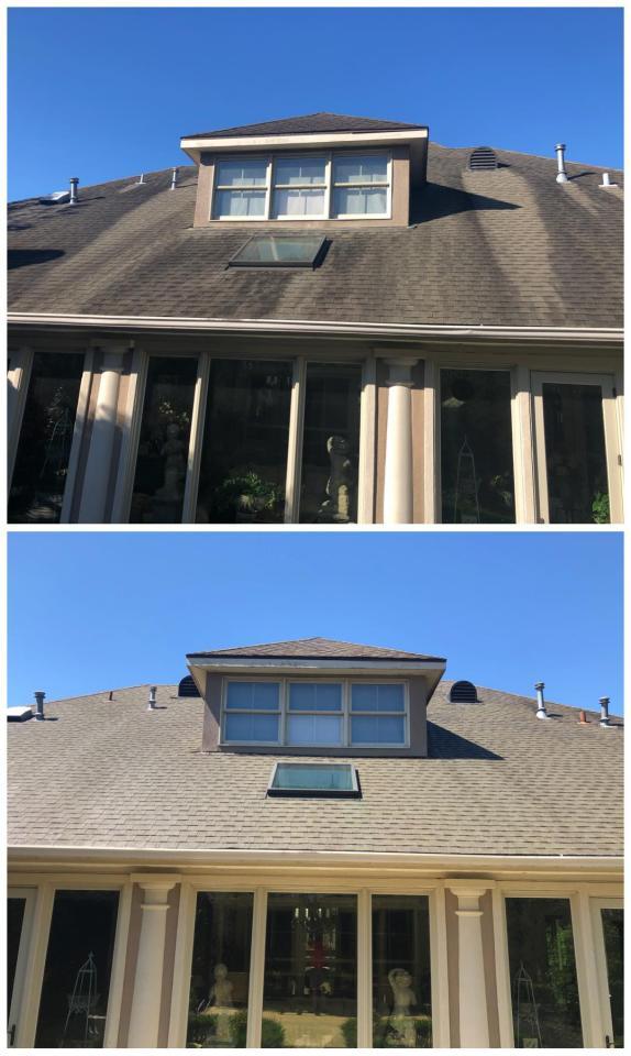Roof Cleaning Medina WA