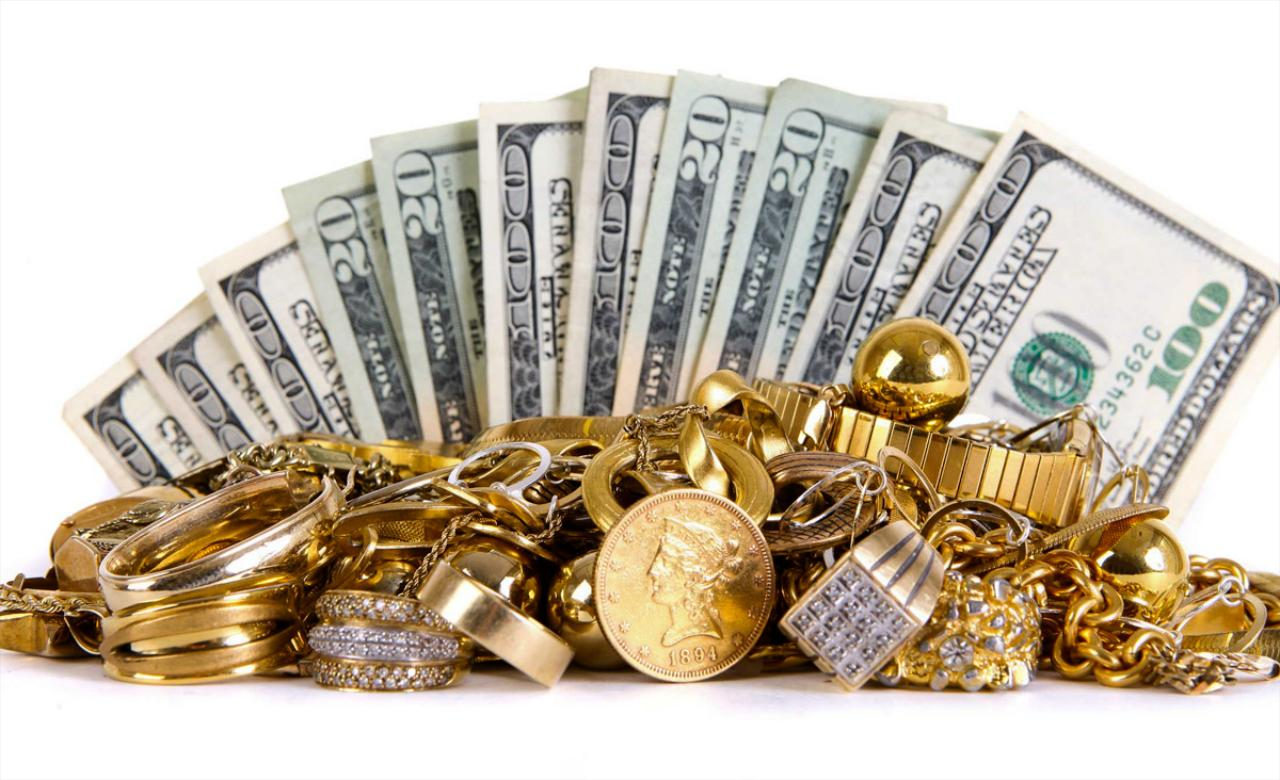 At Buffalo Gold Rush and Pawn, we pay top dollar for your silver, diamonds and gold.