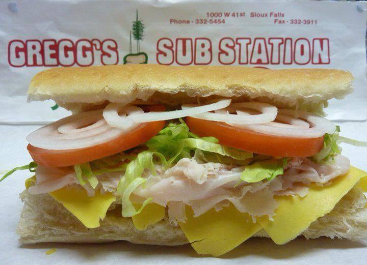 Fresh and delicious subs