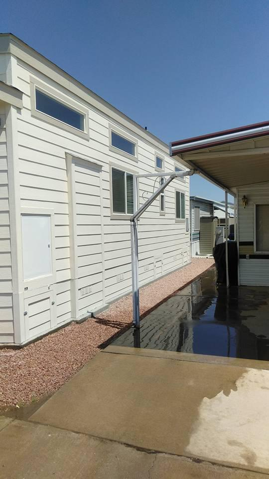 Pressure Washing , Exterior Cleaning, and Power Washing in Gilbert, AZ