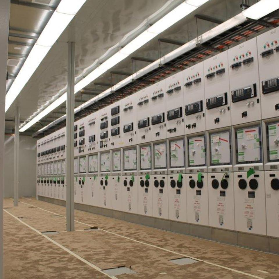 Power Distribution Centers