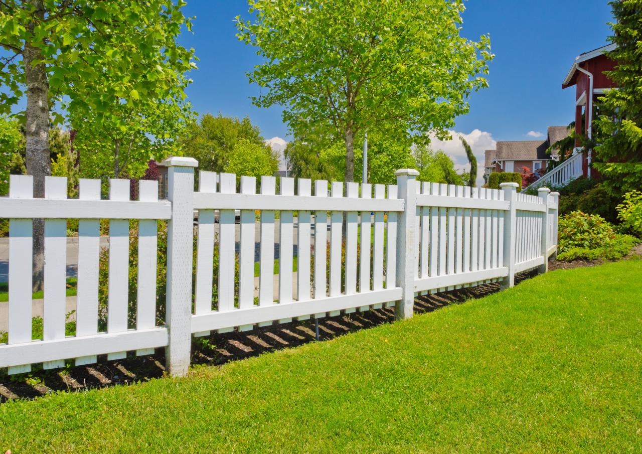 Vinyl Fences, Railings & More