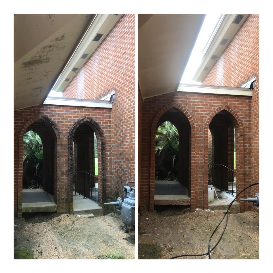 Building Washing in Petal, MS – Pressure Washing in Hattiesburg