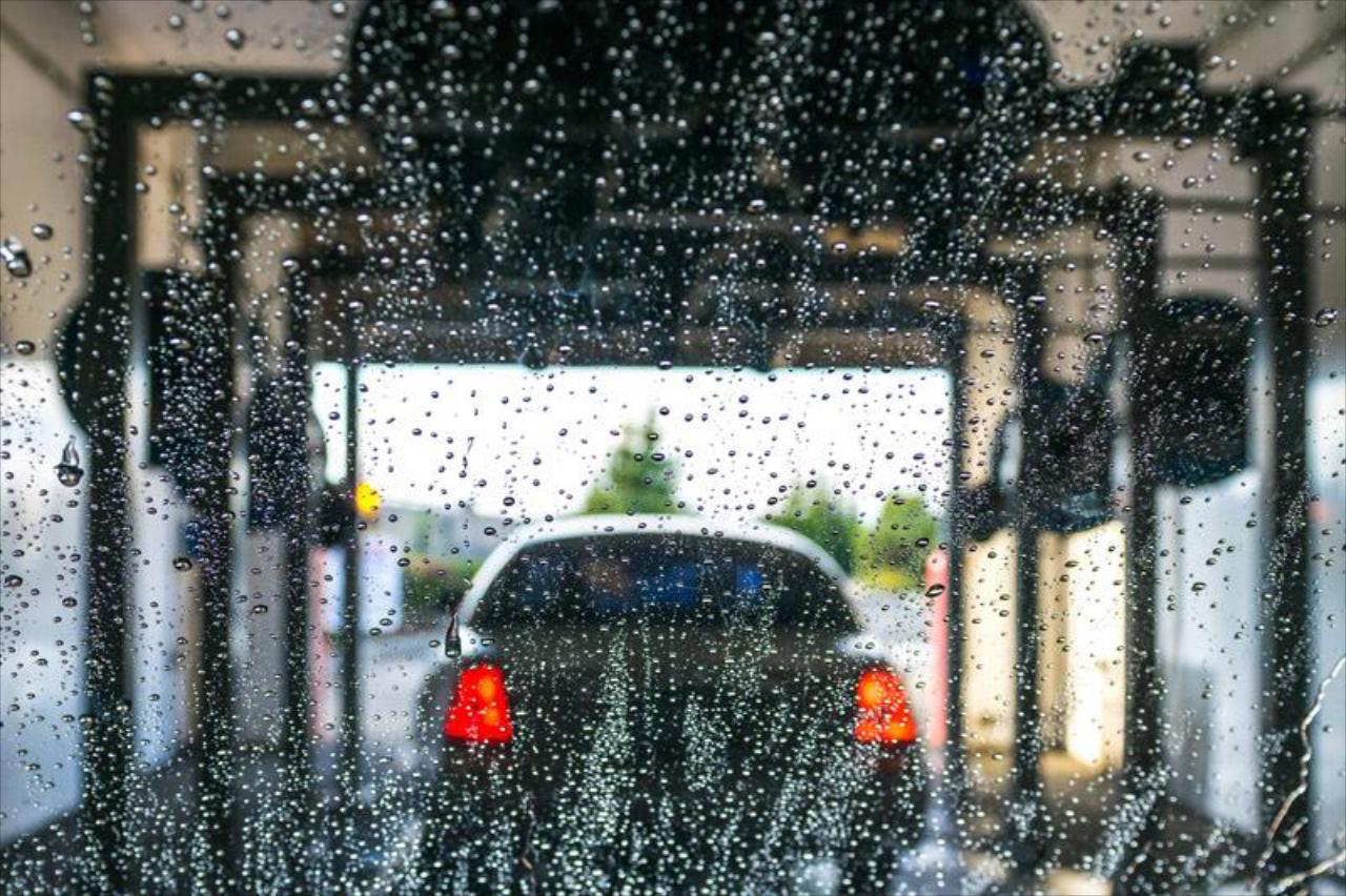 Car Wash & Bay Tunnel Cleaning