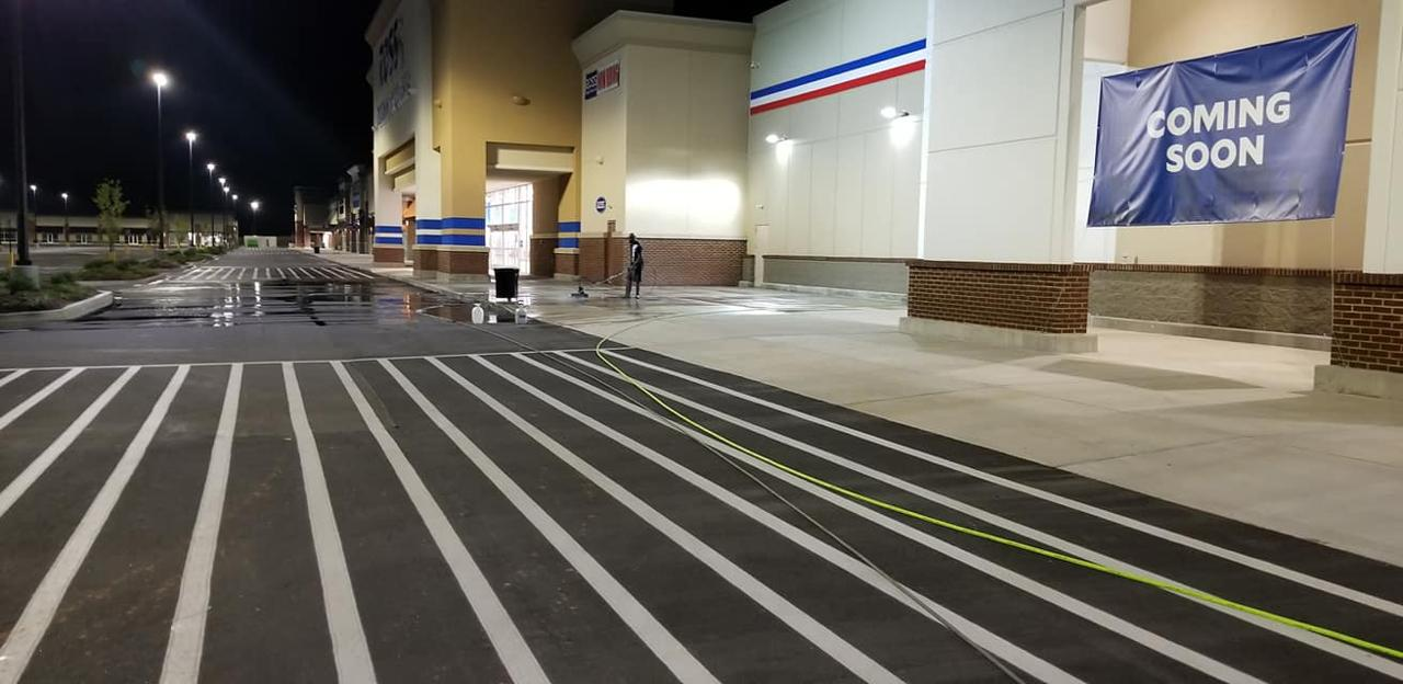 Commercial Pressure Washing In Livingston Tn Power